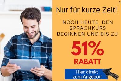 Sprachkurs Euer Sprachzentrum bis zu 51 Prozent Rabatt